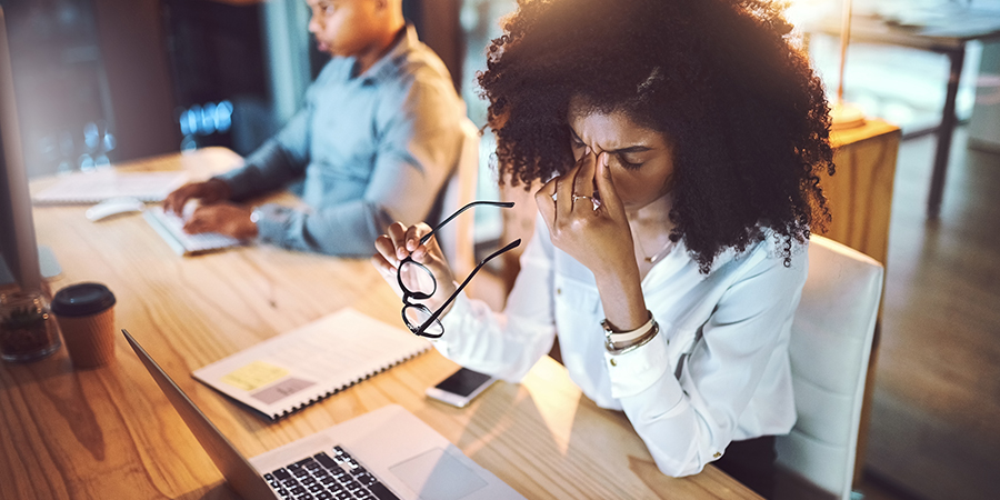 symptome fatigue oculaire