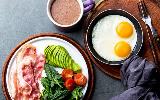 Does the keto diet affect your eyes?